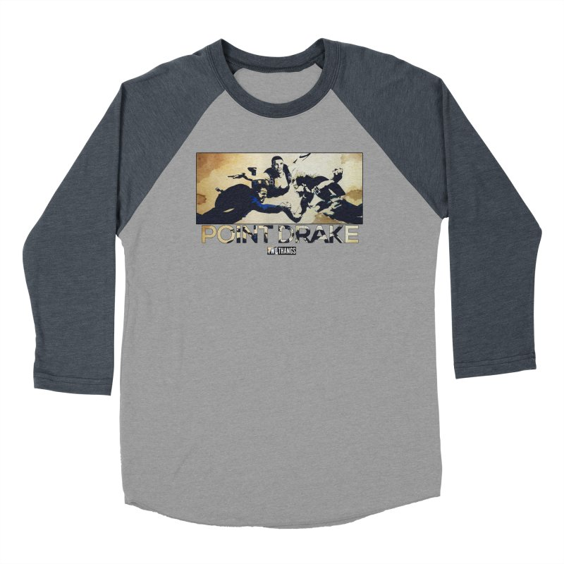 Point Drake Men's Longsleeve T-Shirt by Two Thangs Artist Shop
