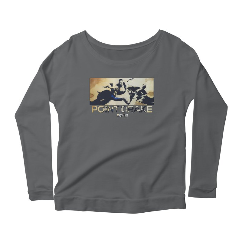 Point Drake Women's Longsleeve T-Shirt by Two Thangs Artist Shop