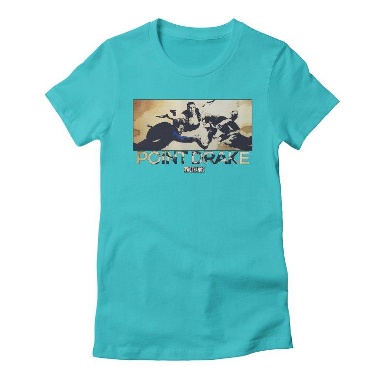 Point Drake Women's T-Shirt by Two Thangs Artist Shop