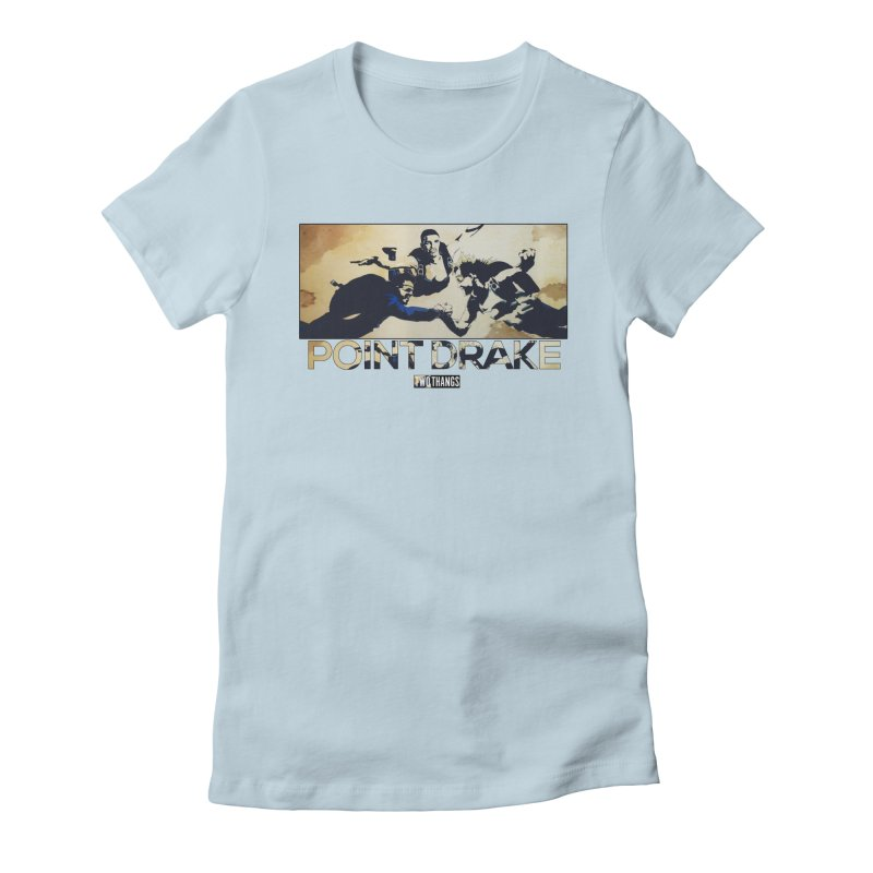 Point Drake Women's T-Shirt by Two Thangs Artist Shop