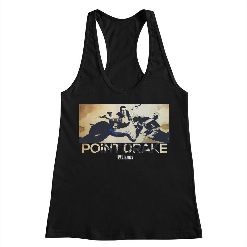 Point Drake Women's Tank by Two Thangs Artist Shop
