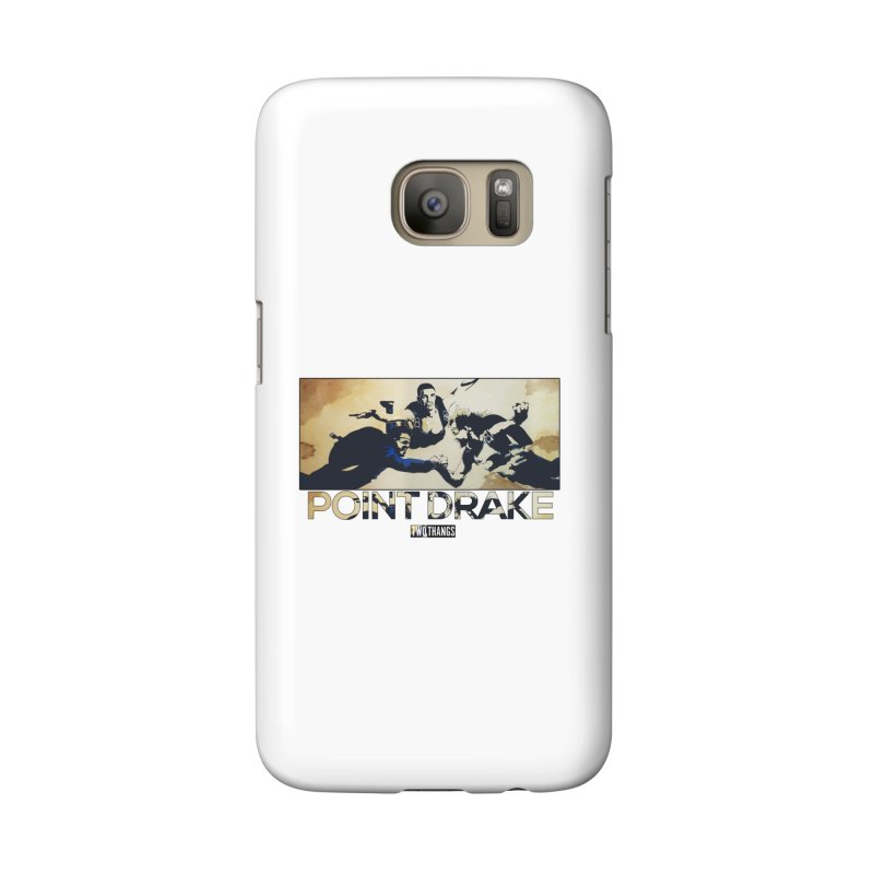 Point Drake Accessories Phone Case by Two Thangs Artist Shop
