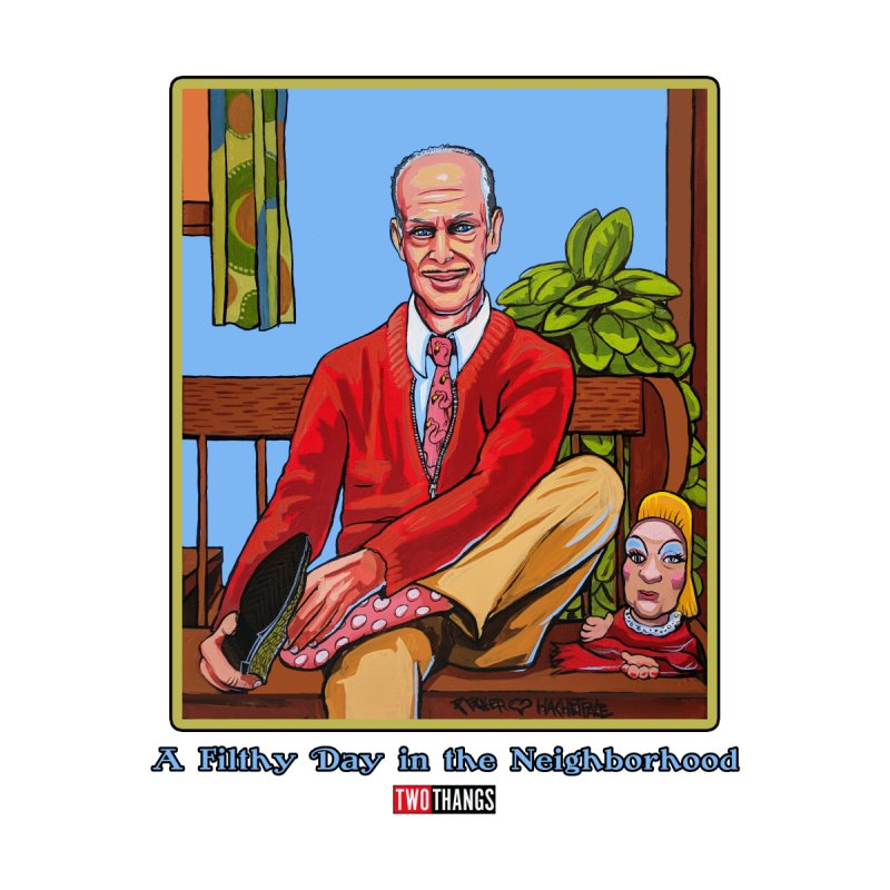 Mr. Waters Filthy Neighborhood Home Tapestry by Two Thangs Artist Shop