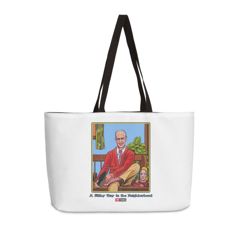 Mr. Waters Filthy Neighborhood Accessories Bag by Two Thangs Artist Shop