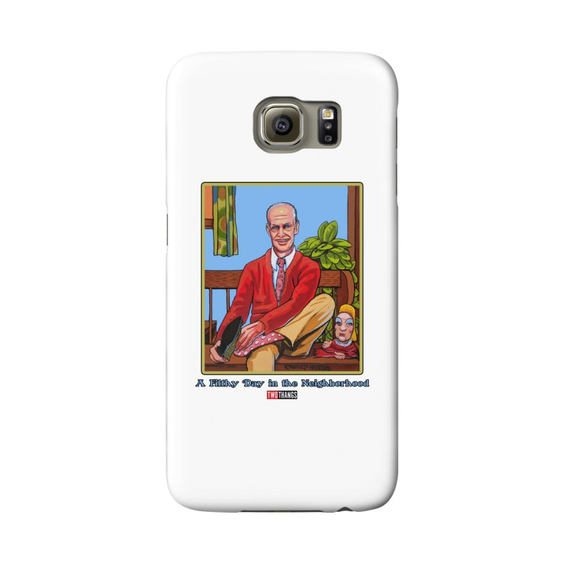 Mr. Waters Filthy Neighborhood Accessories Phone Case by Two Thangs Artist Shop