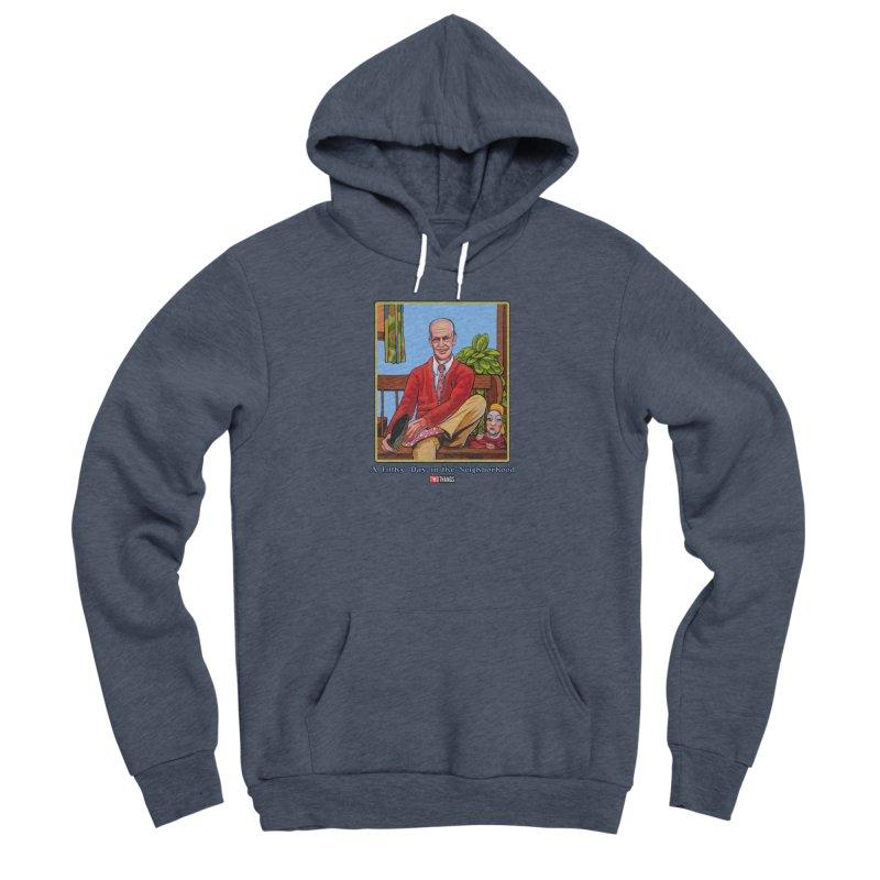 Mr. Waters Filthy Neighborhood Men's Pullover Hoody by Two Thangs Artist Shop