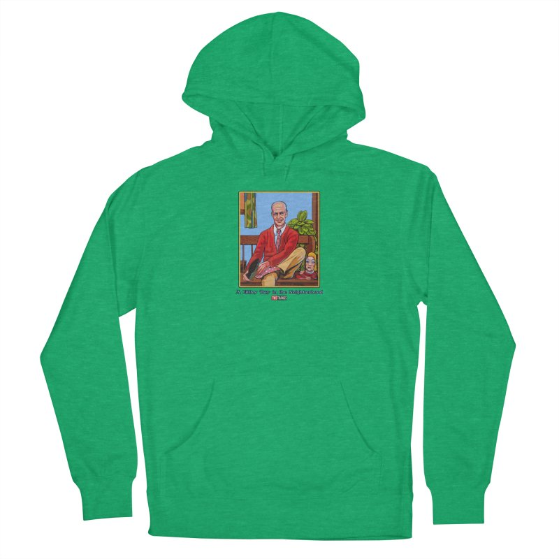 Mr. Waters Filthy Neighborhood Men's Pullover Hoody by Two Thangs Artist Shop