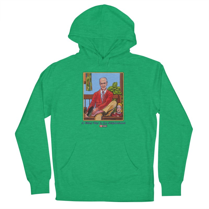 Mr. Waters Filthy Neighborhood Women's French Terry Pullover Hoody by Two Thangs Artist Shop