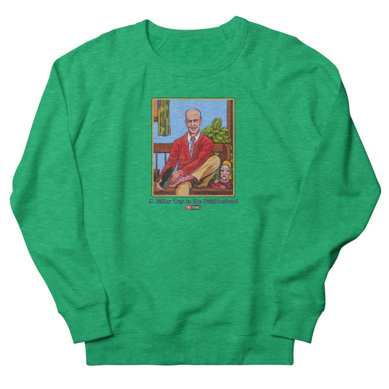 Mr. Waters Filthy Neighborhood Women's Sweatshirt by Two Thangs Artist Shop