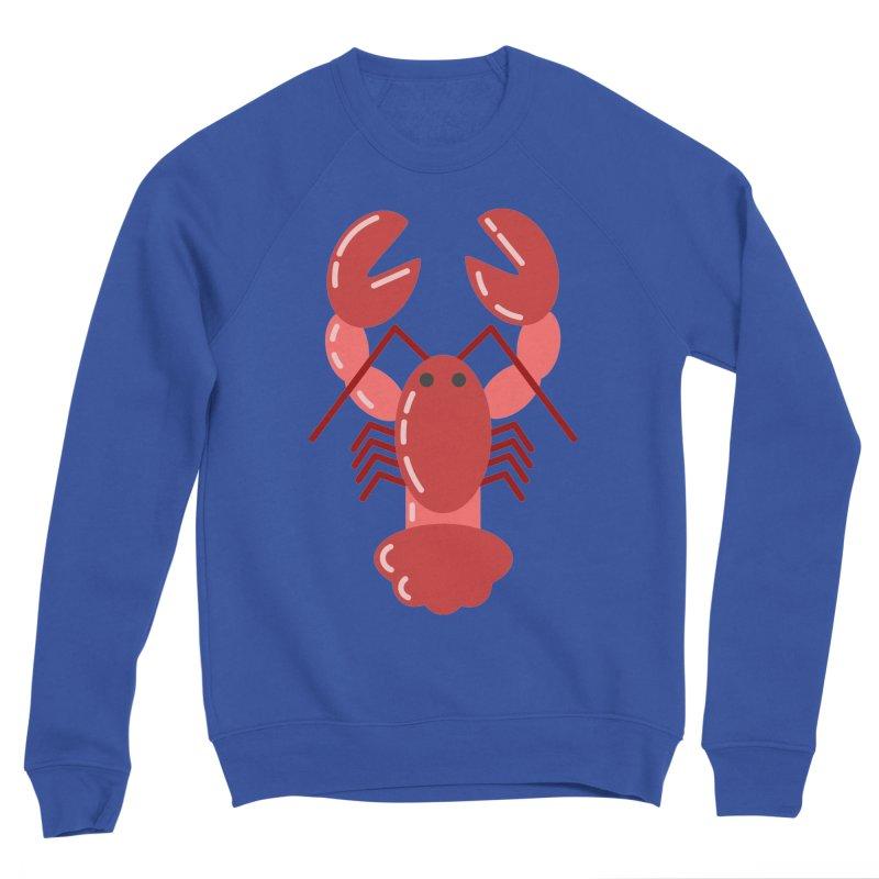 Squishy Lobster Women's Sweatshirt by TYNICKO Random Randoms Shop