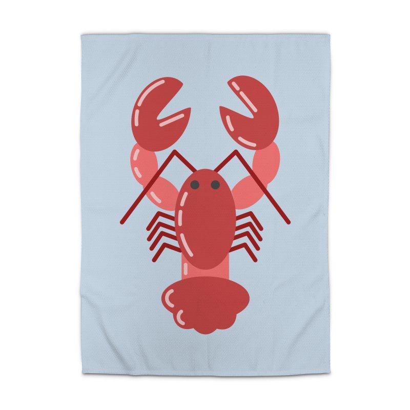 Squishy Lobster Home Rug by TYNICKO Random Randoms Shop