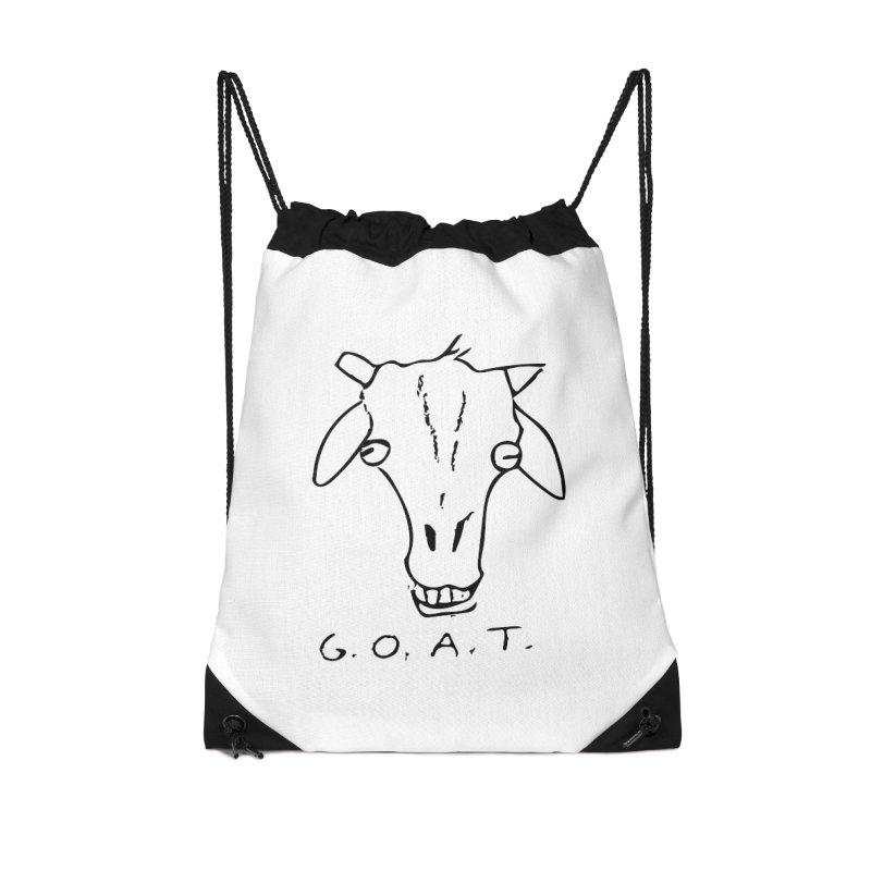 G.O.A.T. Accessories Bag by TYNICKO Random Randoms Shop