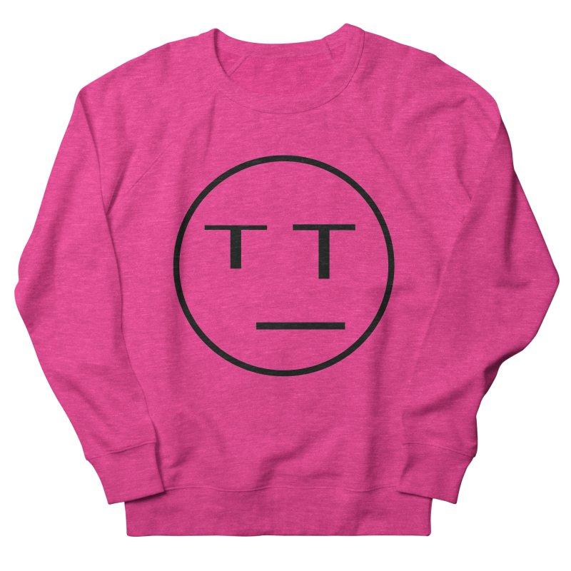 Mood Blah (Black) Men's Sweatshirt by TYNICKO Random Randoms Shop