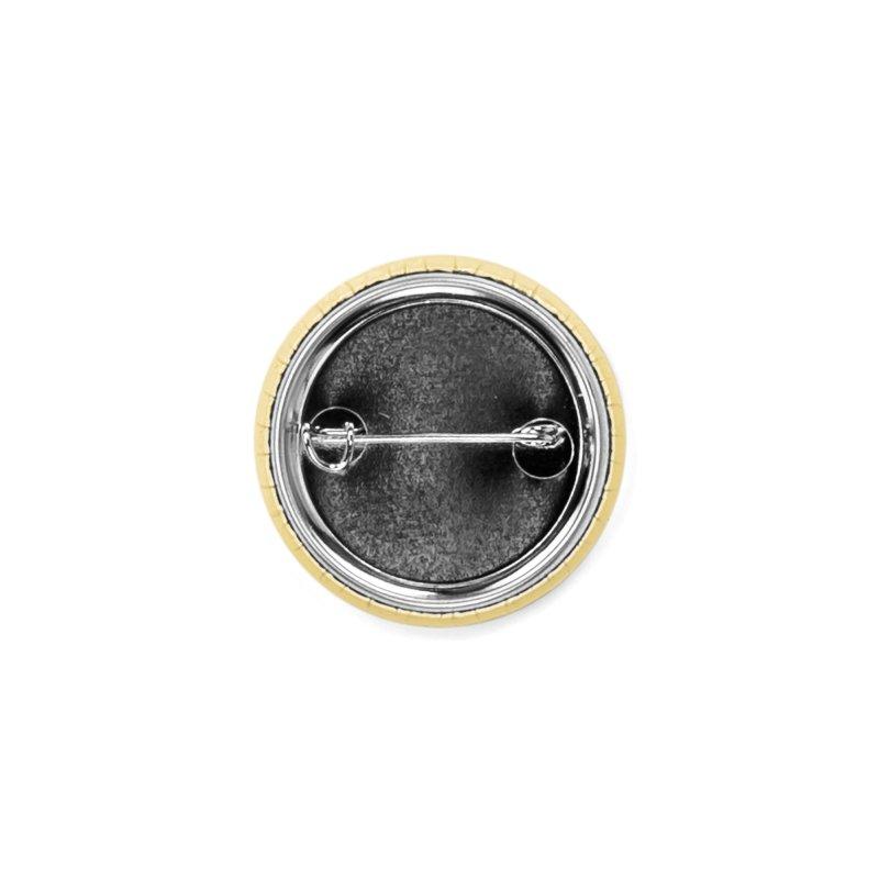 Mood Blah (Black) Accessories Button by TYNICKO Random Randoms Shop