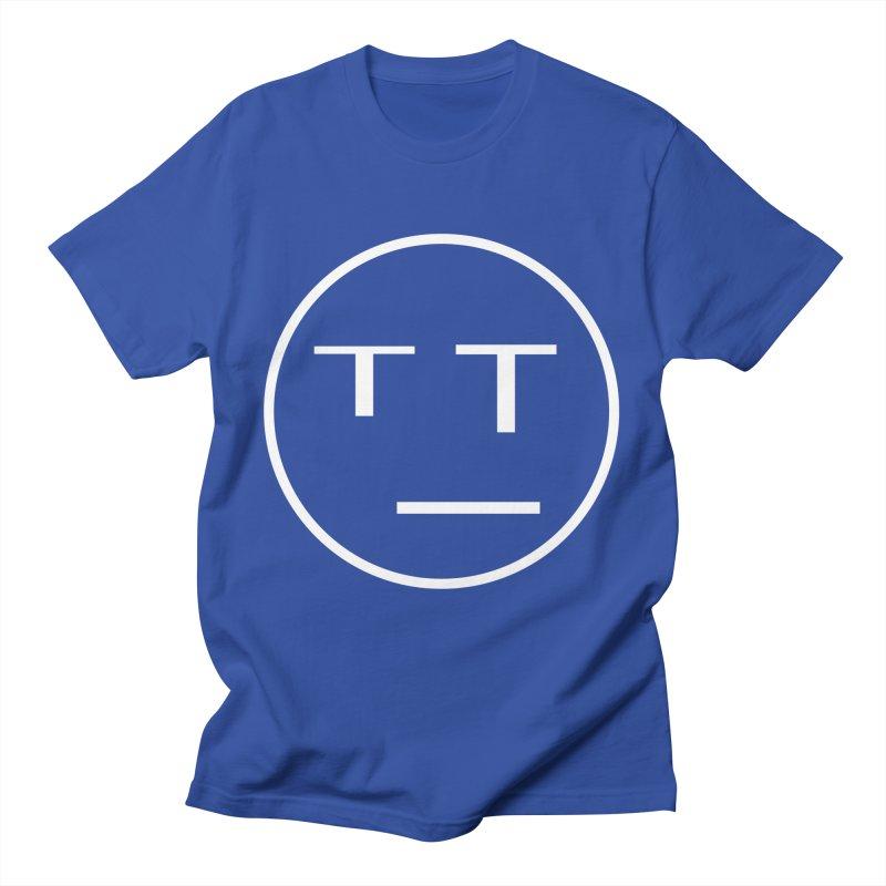 Mood Blah (White) Men's T-Shirt by TYNICKO Random Randoms Shop