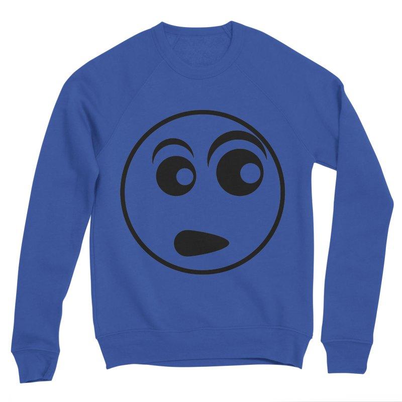 Uh What? (Black) Women's Sweatshirt by TYNICKO Random Randoms Shop