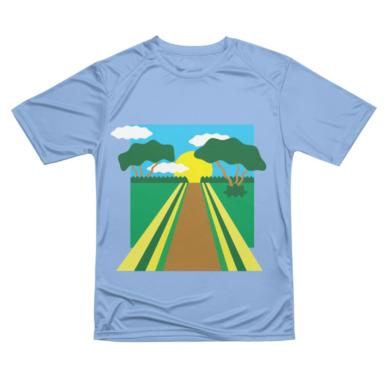 Country Path Women's T-Shirt by TYNICKO Random Randoms Shop