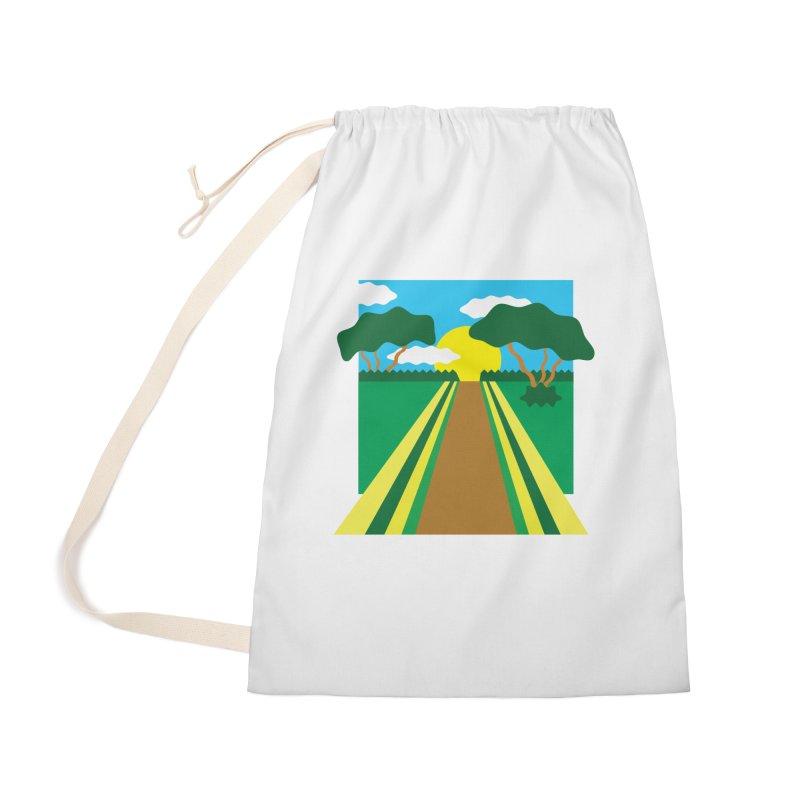 Country Path Accessories Bag by TYNICKO Random Randoms Shop