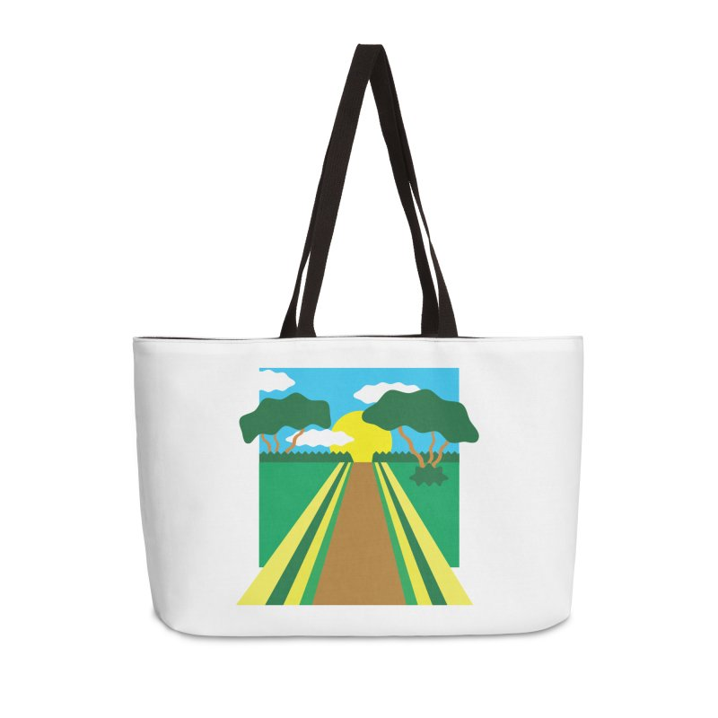 Country Path Accessories Bag by TYNICKO Random Randoms Shop