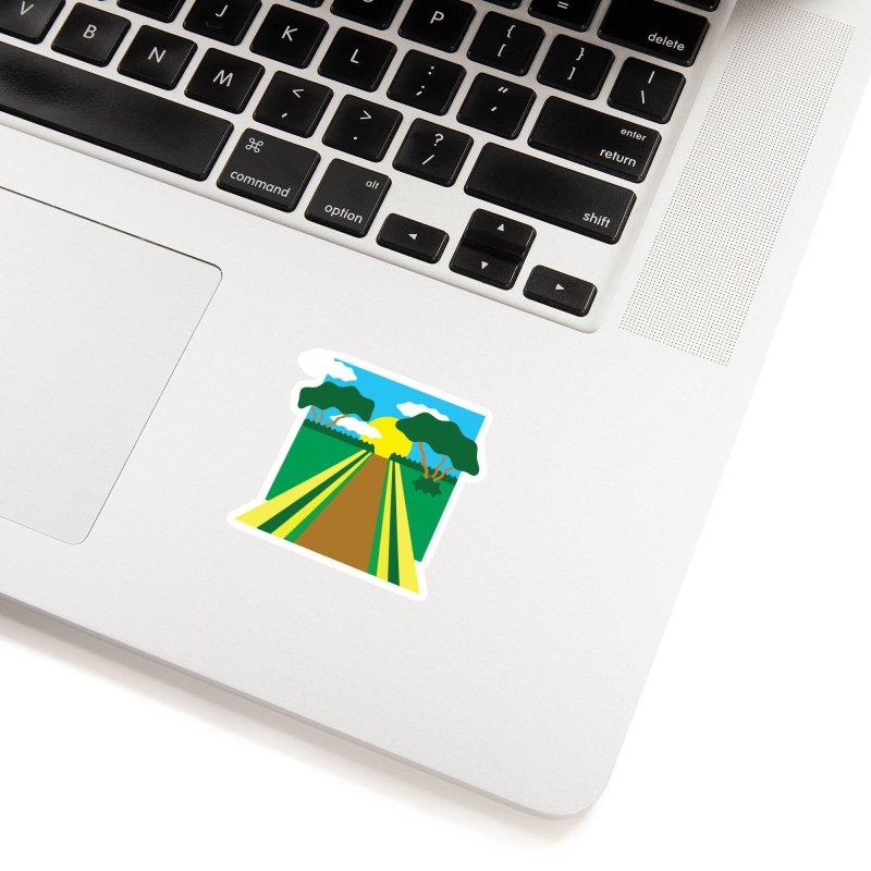 Country Path Accessories Sticker by TYNICKO Random Randoms Shop