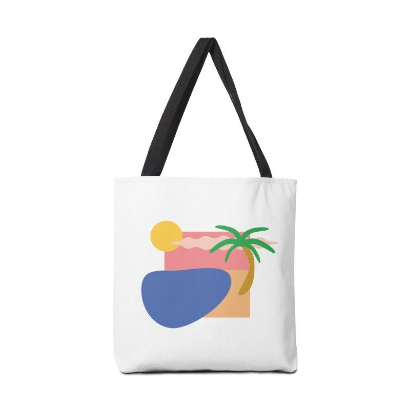 Beach Accessories Bag by TYNICKO Random Randoms Shop