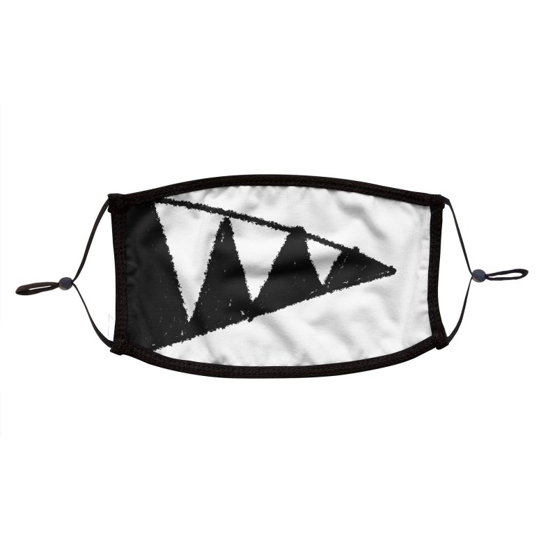 VVv Accessories Face Mask by type of guy's threadless artists shop