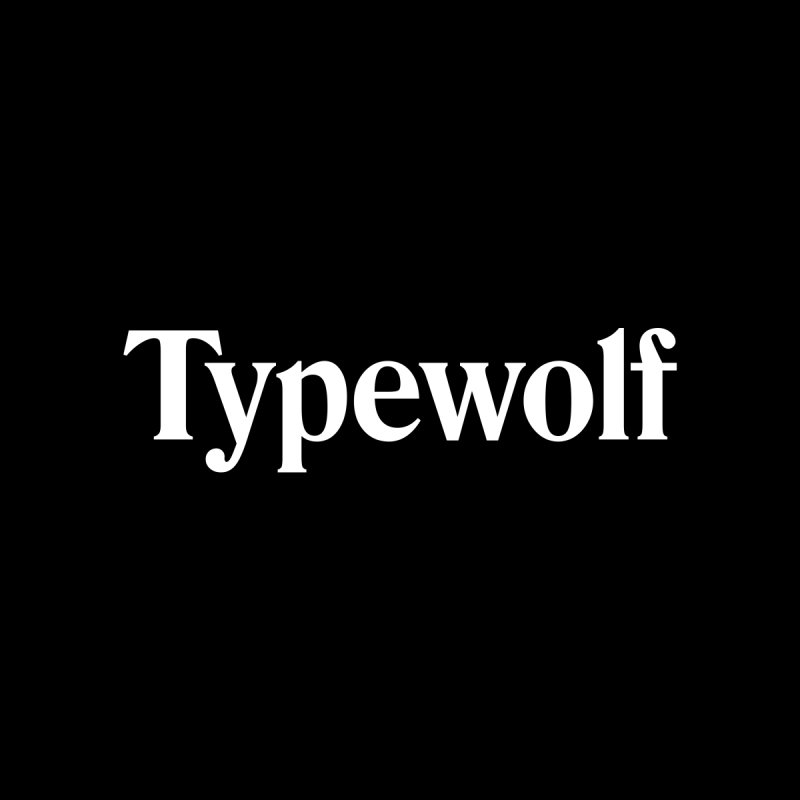 Typewolf Shirt by Typewolf Apparel