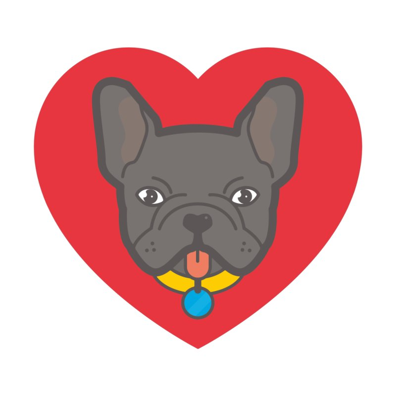 Love Your Frenchie None  by typonegative's Artist Shop