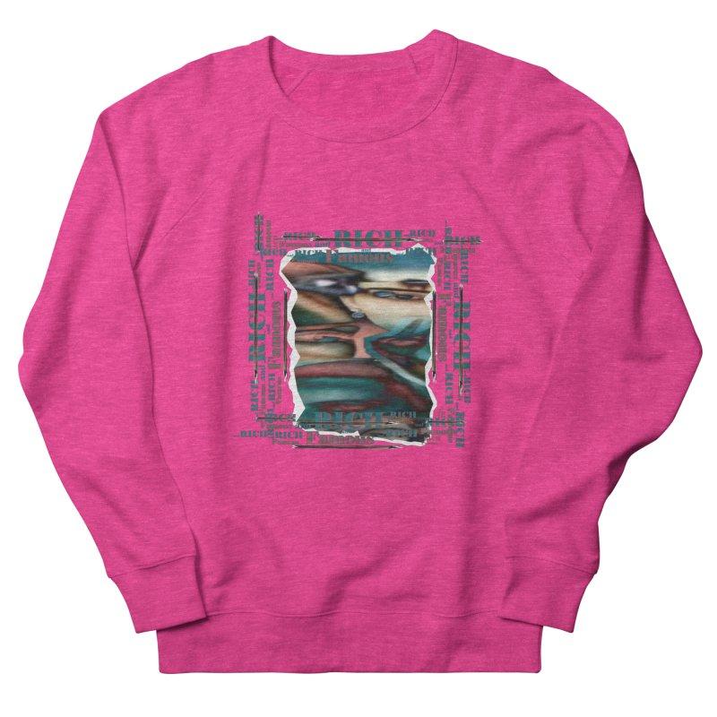 Rich and Famous Men's Sweatshirt by tzarts's Artist Shop