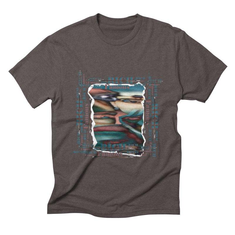 Rich and Famous Men's Triblend T-shirt by tzarts's Artist Shop