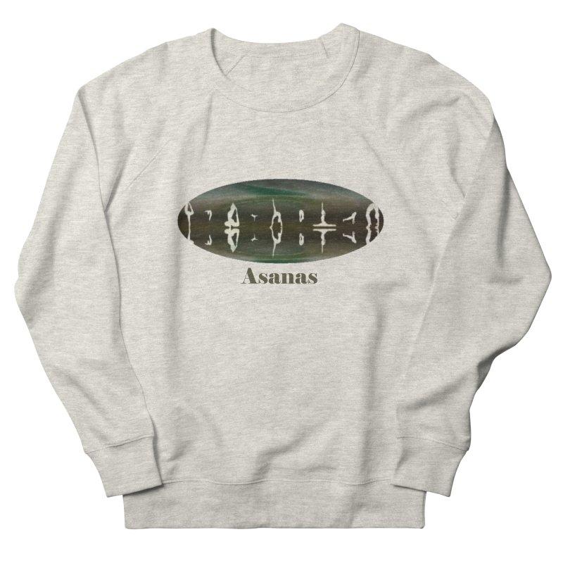 Asanas Men's Sweatshirt by tzarts's Artist Shop