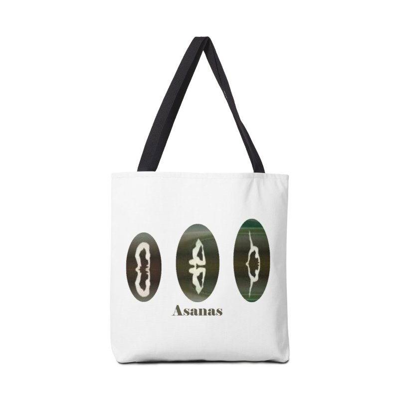 Asanas  Accessories Bag by tzarts's Artist Shop