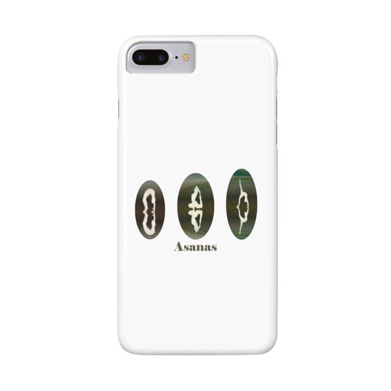 Asanas  Accessories Phone Case by tzarts's Artist Shop