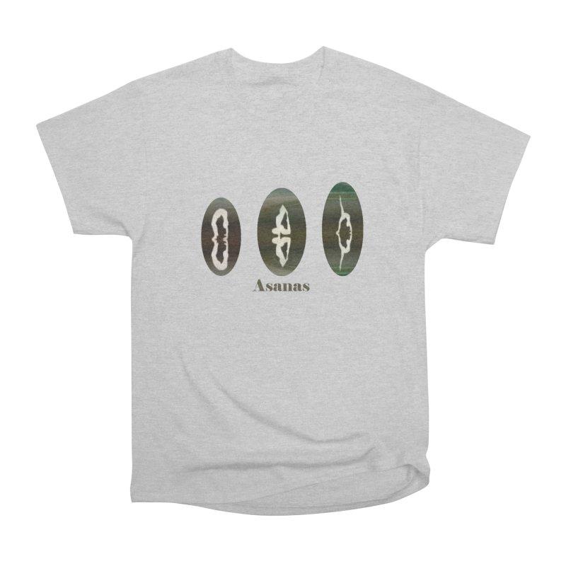 Asanas  Men's Classic T-Shirt by tzarts's Artist Shop