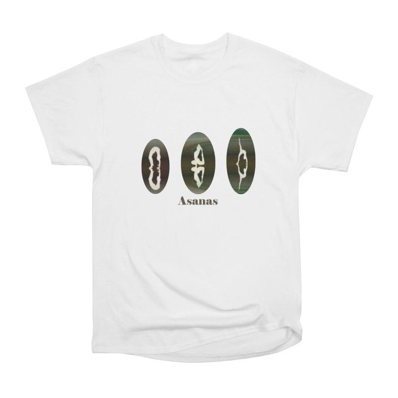 Asanas  Women's Classic Unisex T-Shirt by tzarts's Artist Shop