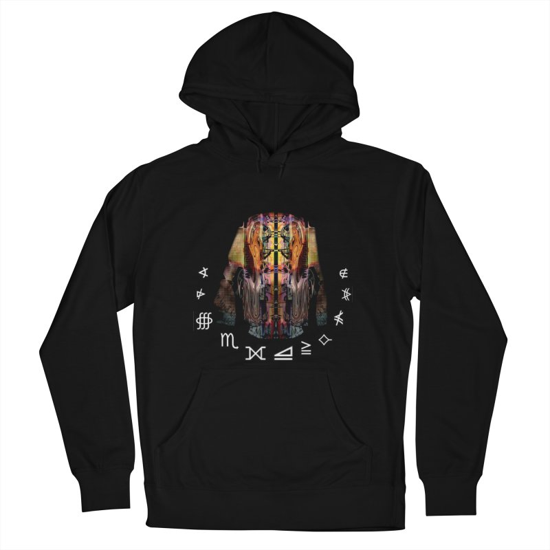 First Contact Men's Pullover Hoody by tzarts's Artist Shop