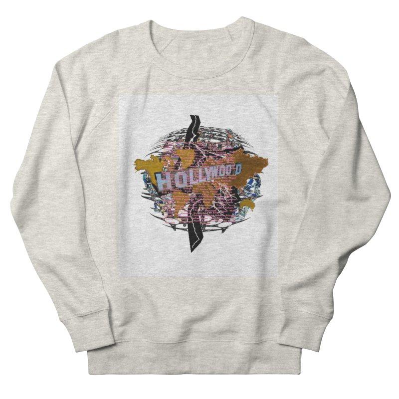 Holly Wood Men's Sweatshirt by tzarts's Artist Shop