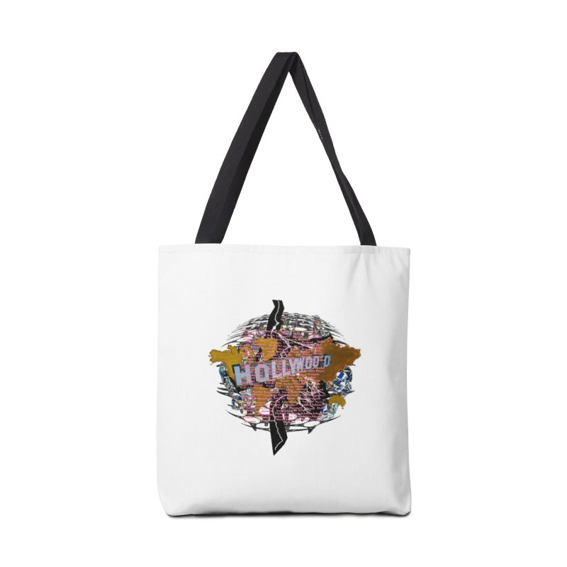 Holly Wood Accessories Bag by tzarts's Artist Shop