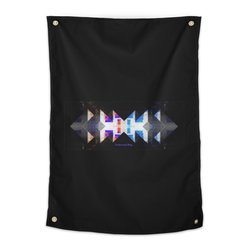 Universal Hug Home Tapestry by tzarts's Artist Shop