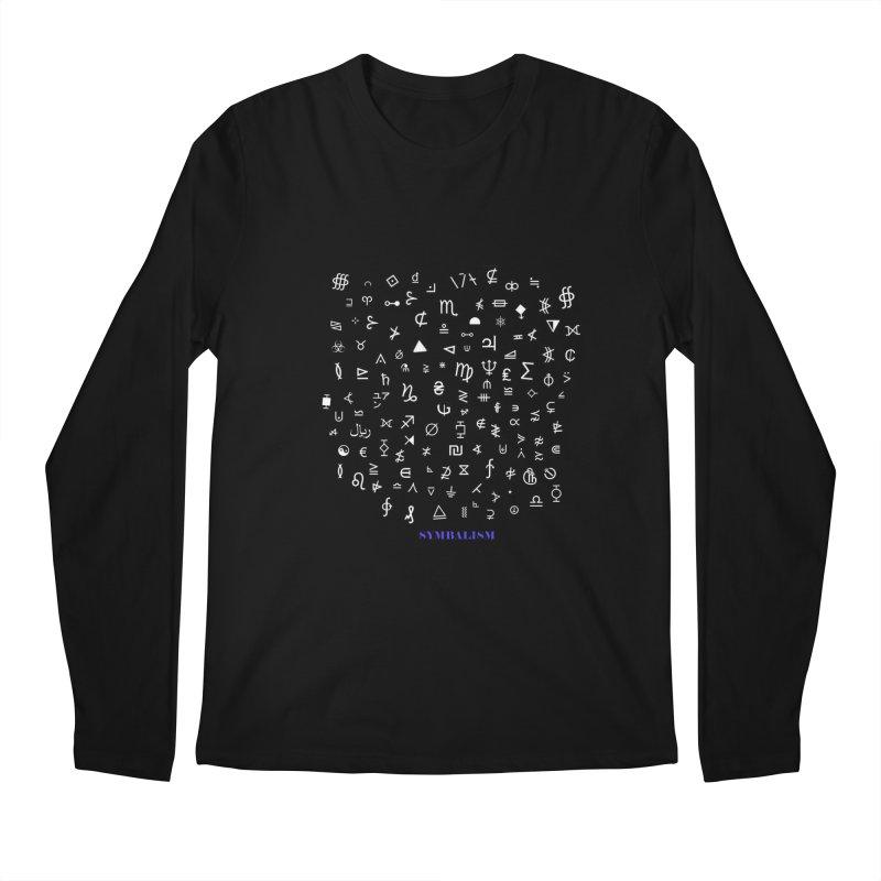 Symbalism Men's Longsleeve T-Shirt by tzarts's Artist Shop