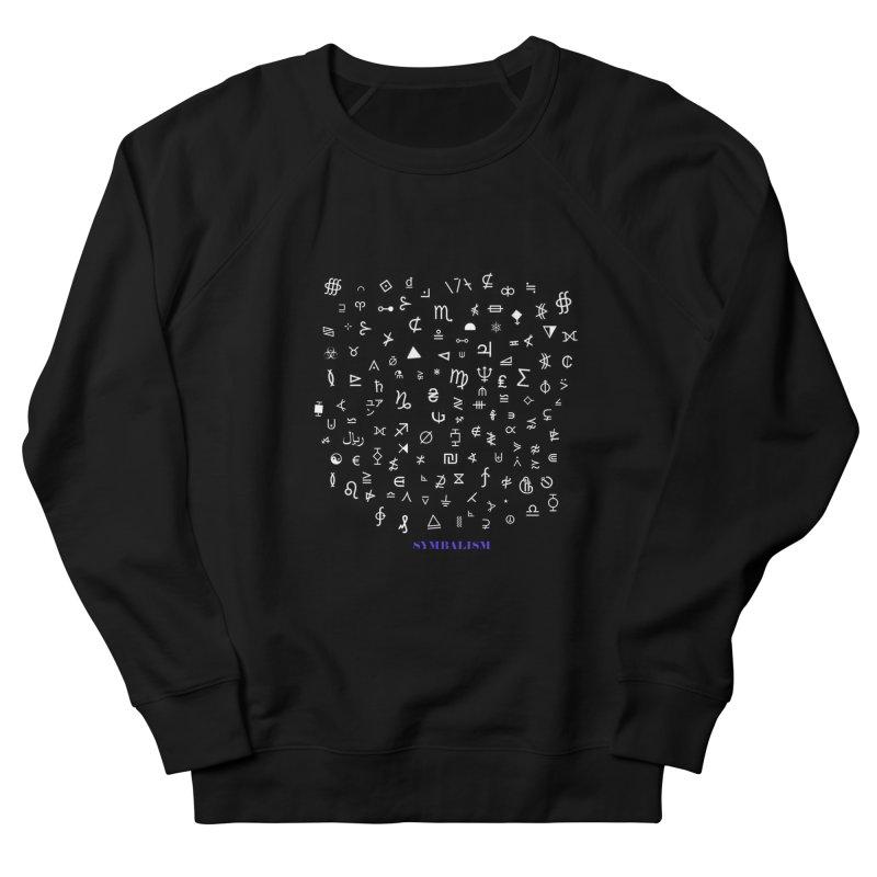 Symbalism Men's Sweatshirt by tzarts's Artist Shop