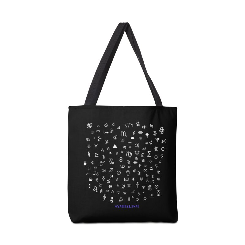 Symbalism Accessories Bag by tzarts's Artist Shop