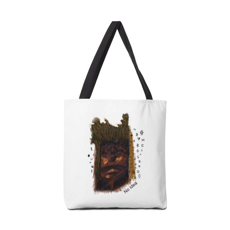 No idea Accessories Bag by tzarts's Artist Shop
