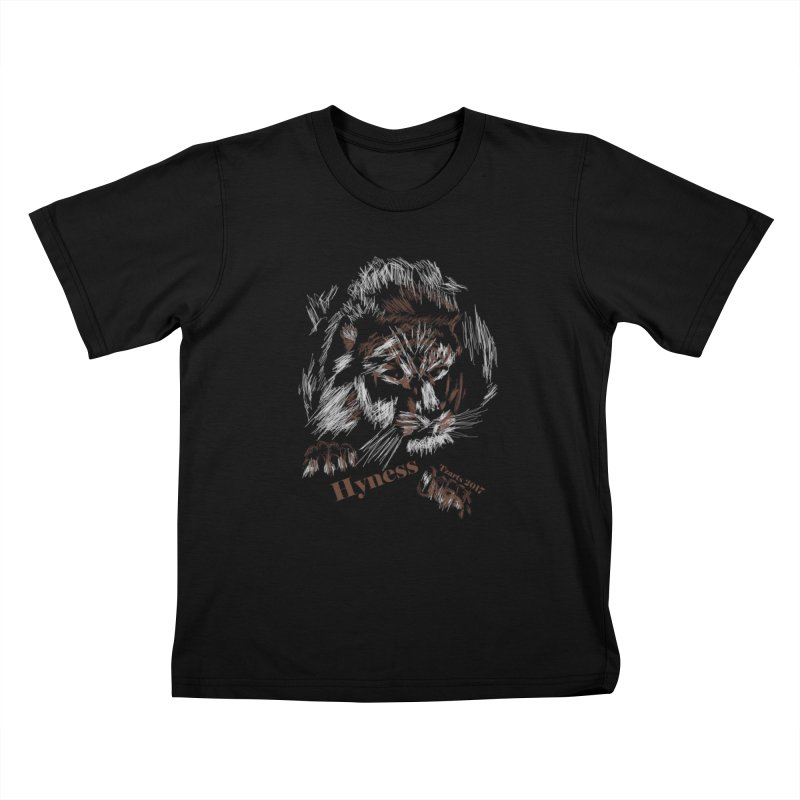 Your Hyness Kids T-shirt by tzarts's Artist Shop