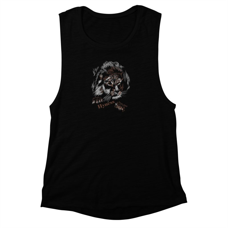 Your Hyness Women's Muscle Tank by tzarts's Artist Shop