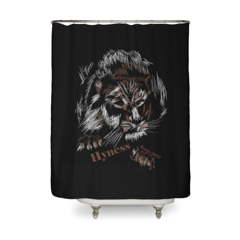 Your Hyness Home Shower Curtain by tzarts's Artist Shop
