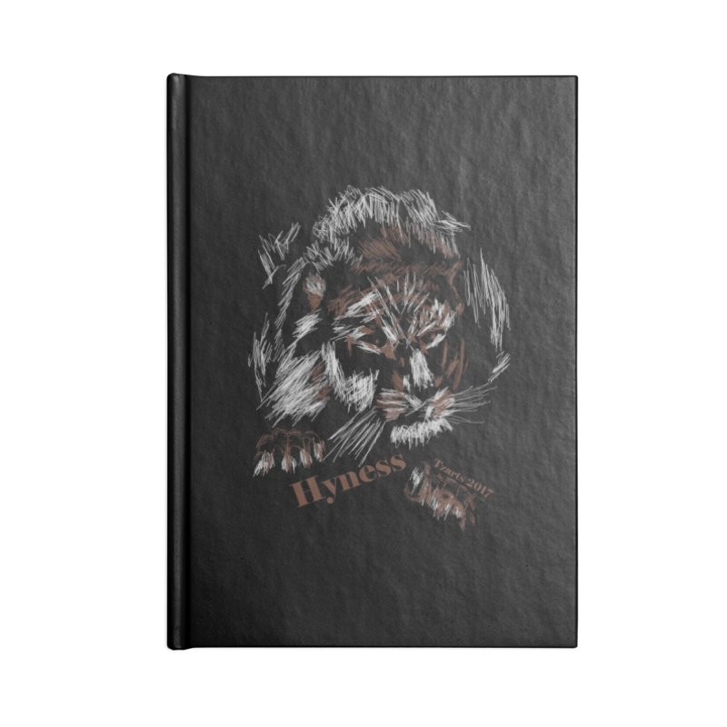 Your Hyness Accessories Notebook by tzarts's Artist Shop