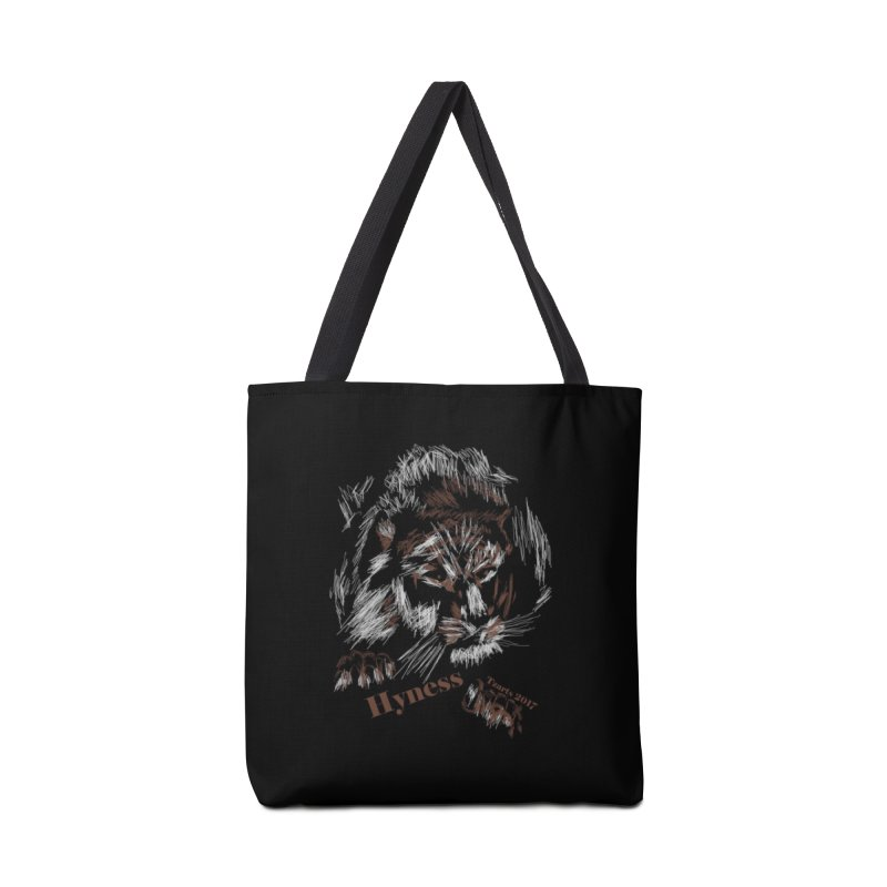 Your Hyness Accessories Bag by tzarts's Artist Shop