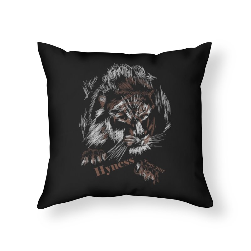 Your Hyness Home Throw Pillow by tzarts's Artist Shop