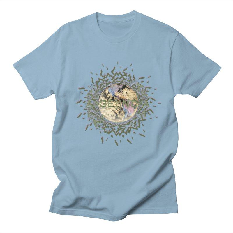 plain site Men's T-shirt by tzarts's Artist Shop
